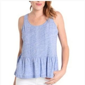 Vineyard Vines | Peplum Style Tank Top  (Sale XL)